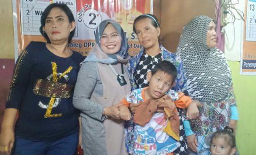 Wagi Sri,S.Sos. Siap Memperjuangkan Nasib Kaum Perempuan dan Anak
