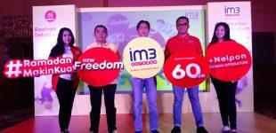 Ramadhan, Indosat Hadirkan Paket New Freedom IM3