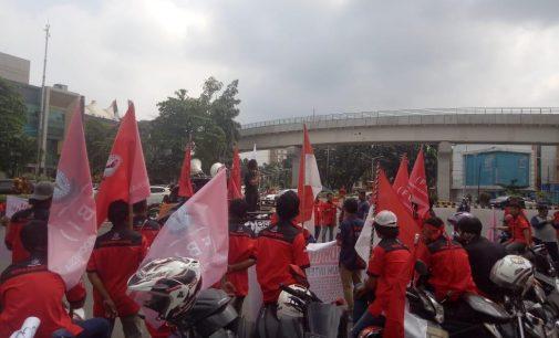 Peringati May Day, Puluhan Elemen Buruh Suarakan 16 Tuntutan