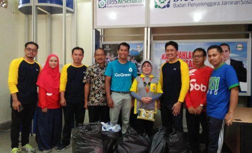 BPJS Kesehatan Palembang Miliki Bank Sampah
