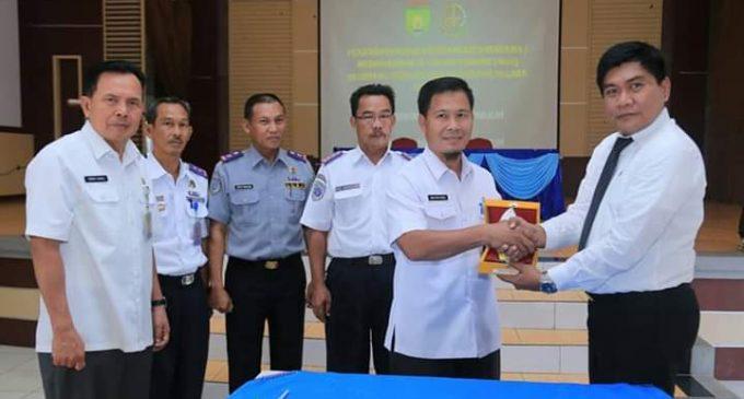 Pemkot Prabumulih Dan Kejari Kota Prabumulih Jalin MoU pencegahan Korupsi Dan penyalahgunaan Wewenang