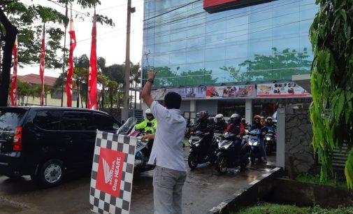 Terbarkan Pesona Honda Vario Bersama Mahasiswa Wong Kito