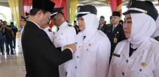 Wawako Prabumulih Lantik Pejabat Eselon II, III, IV dan Fungsional