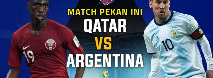 Tirarlo Abajo Qatar….Argentina !