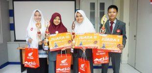Aandri Raih AHMBS 2019 Regional
