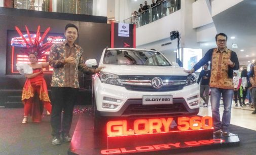 DFSK Launching Glory 560 di Palembang