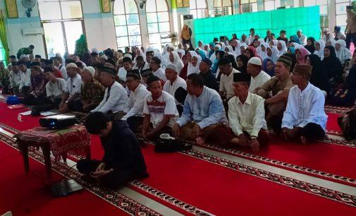 Kadinkes Muara Enim Minta Calon Jemaah Haji Jaga Fisik dan Stamina
