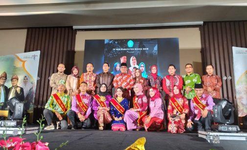 Bupati Muara Enim Buka Grand Final Bujang Gadis Serasan 2019