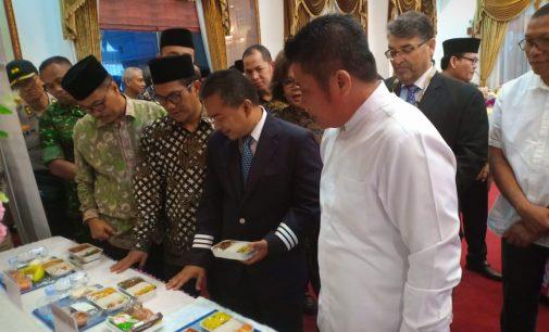 Herman Deru Lantik PPIH Embarkasi Palembang