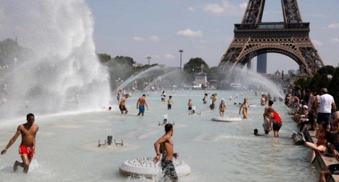 Prancis Dilanda Gelombang Panas 40 Derajat Celcius