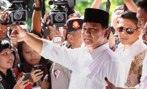 Prabowo Tak Hadiri Penetapan Presiden Terpilih