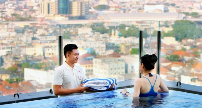 Hanya 555 Ribu Bisa Menginap di The Zuri Hotel Palembang