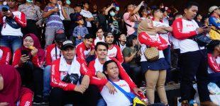 AHMP Hadir dan Beri Semangat Astra Honda Racing Team