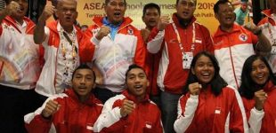 Indonesia Juara Umum ASG 2019