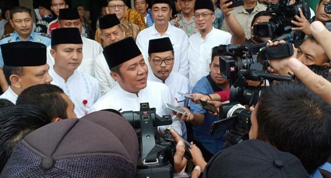 Gubernur Sumsel Lepas JCH Kloter 1 Embarkasi Palembang