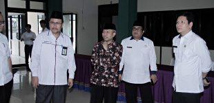 Dirjen PHU Apresiasi Kesiapan Asrama Haji Palembang