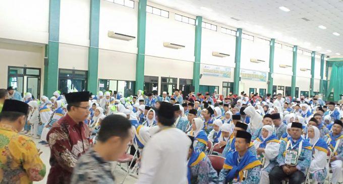 Kloter 1 Embarkasi Palembang Siap Berangkat Menuju Madinah