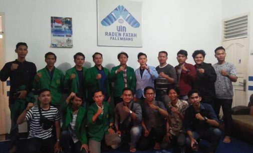 DEMA UIN Raden Fatah dan Aliansi Mahasiswa Muhammadiyah Gelar Konsolidasi