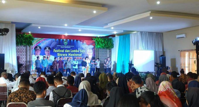 Ramon Berharap Disdik Sumsel Ikut Bina Para Pemenang Lomba FLS2N