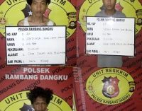 Gasak Dua Kotak Amal Masjid, Tiga Kawanan Pencuri Ini Diringkus Polisi