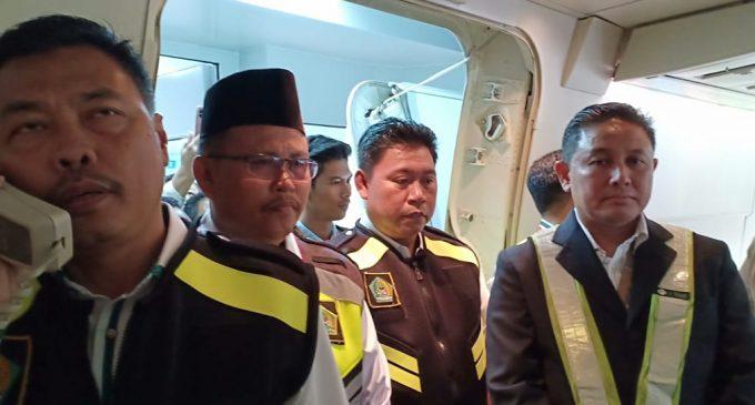 Embarkasi Palembang Telah Berangkatkan 8.509 JCH