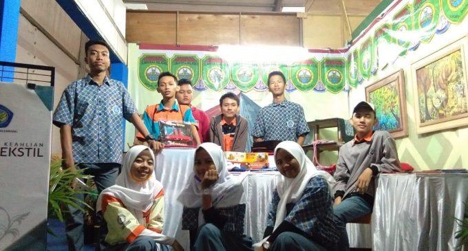 Tampil di Sriwijaya Expo, SMKN 7 Palembang Pamerkan Karya Seni dan Industri Kreatif