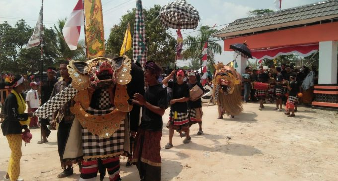 Meriahkan HUT RI, Kecamatan Pemerintah Desa Muliasari Gelar Berbagai Perlombaan