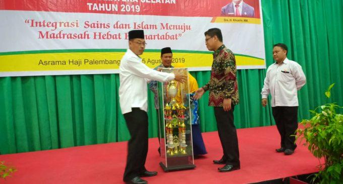 447 Siswa Ikuti Kompetisi Sains Madrasah Provinsi Sumsel