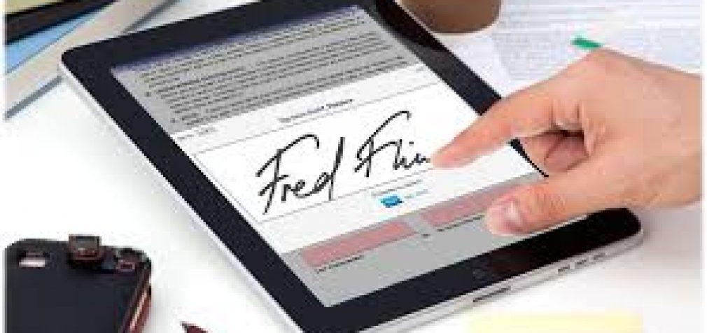 Aplikasi Tanda Tangan Elektronik Permudah Masyarakat Dalam Memberikan Pelayanan