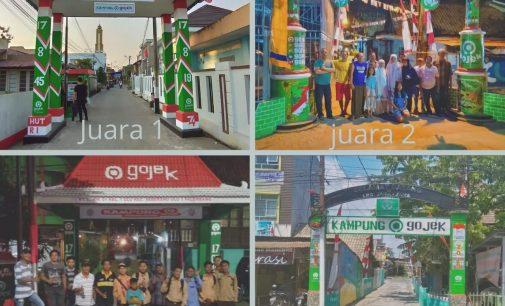 GOJEK Sebar Teknologi Digital ke Berbagai Penjuru Kota Palembang