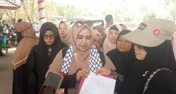 Forum Muslimah dan Emak-Emak Militan Tolak RUU PKS