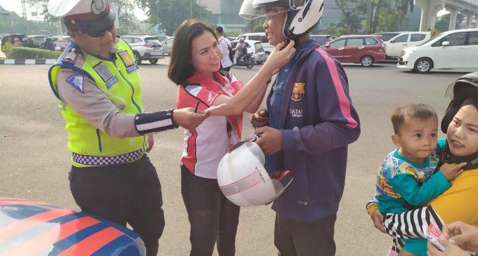 Kampanye Cari_Aman di Harpelnas, Honda Prank Pengendara Motor