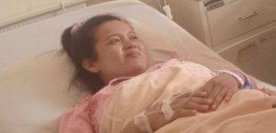 Krsitina Lahirkan Bayi Kembar Empat