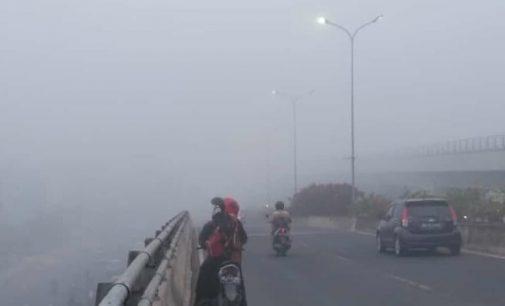 BMKG Prediksi Hujan Guyur Palembang Hari Ini