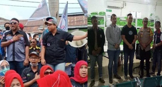 Kantor Gojek Cabang Palembang Kembali Didemo Ribuan Driver Online