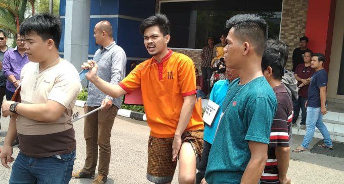 Pidum Gelar Rekonstruksi Pembunuhan DJ Virgiawan