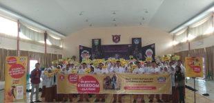 Freedom Internet IM3 Ooredoo Hadir di SMAN 5 Palembang
