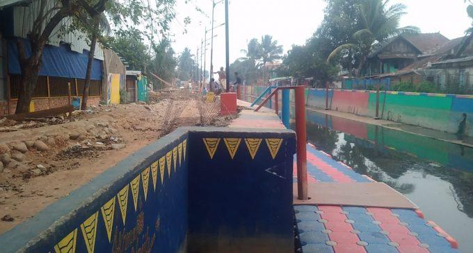 Restorasi Sungai Sekanak-Lambidaro Telan Dana Rp 394 Miliar