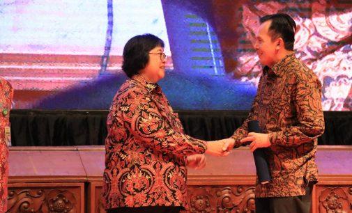 Kota Prabumulih Terima Penghargaan Proklim