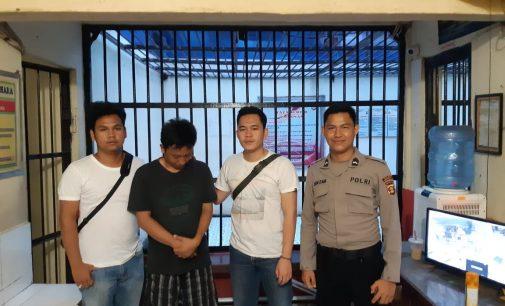 Tim Lebah Polsek Tanjung Agung Ungkap Kasus Pencurian Mesin ATM