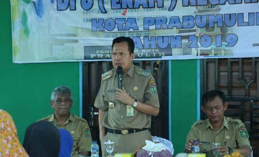 Pemkot Prabumulih Gelar Operasi Pasar Murah di Desa Karangan RKT