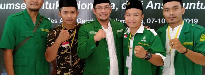 Empat Kader GP Ansor Muara Enim Ikuti Pelatihan Kader Lanjutan