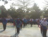 SMPN 49 Palembang Gelar Sekolah Ramah Anak