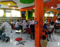 Perpustakaan Sekolah Bukan Gudang Buku