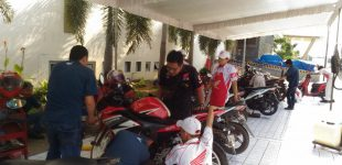 Bederup Bisa Service Motor Honda Gratis