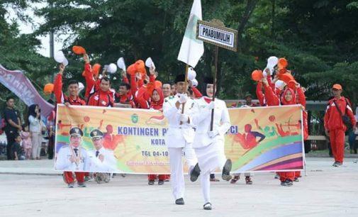 451 Atlet Paralympic se-Sumsel Berlaga di Pekan Olahraga Disabilitas II Prabumulih