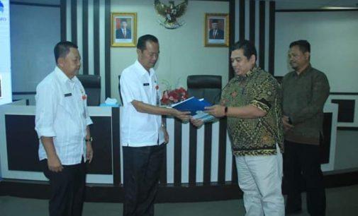 FGD Penyusunan Master Plan IT Kota Prabumulih