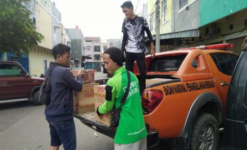 Respon Cepat Dompet Dhuafa Sumsel Bantu Korban Banjir Lahat