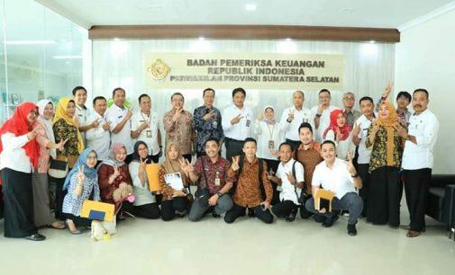Prabumulih Tercepat Kedua di Indonesia Serahkan Laporan Keuangan ke BPK
