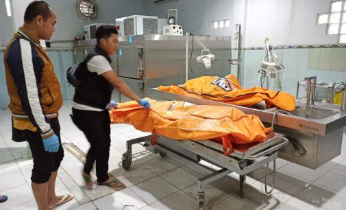 Kebakaran di Lorong Wijaya Kertapati, Dua Korban Tewas Terpanggang